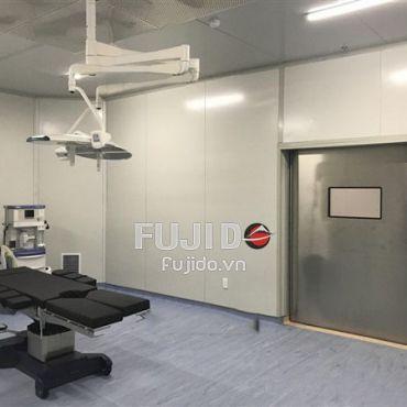 Ba thiết bị cửa không thể thiếu được trong các bệnh viện