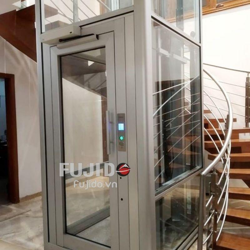 Cách tiết kiệm diện tích thang máy hiệu quả nhất