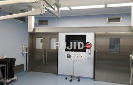 Cửa chì - Thiết bị không thể thiếu trong các bệnh viện