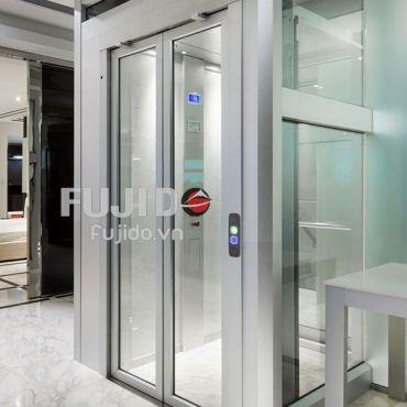 Fujido - Địa chỉ thiết kế thang máy gia đình uy tín, chất lượng