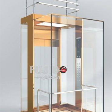 Sản xuất thang máy gia đình xu hướng cho các gia đình hiện đại