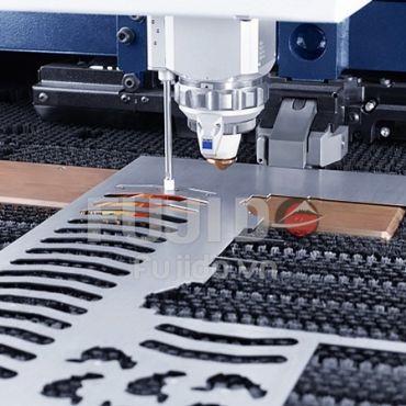 Dịch vụ gia công cắt laser theo yêu cầu của Fujido chuyên nghiệp, uy tín