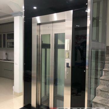 Lắp đặt thang máy nhà cải tạo - Giải pháp thi công tối ưu bảo vệ kết cấu, tiết kiệm diện tích