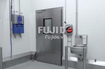 Giá cửa chì phòng x-quang và những tiêu chuẩn bạn cần biết