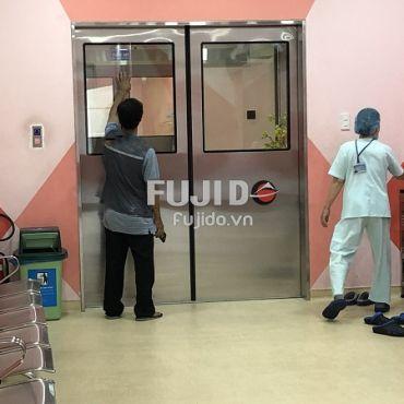 Lắp đặt cửa phòng sạch bệnh viện cần tuyệt đối tuân thủ những điều sau