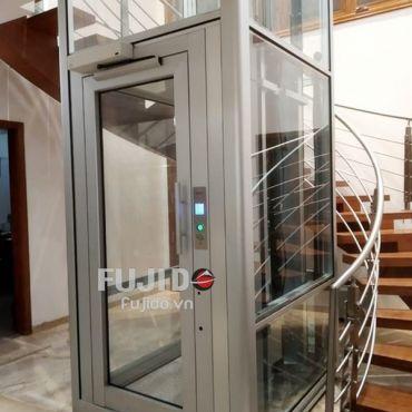 Những điểm cần lưu ý khi thiết kế thang máy gia đình