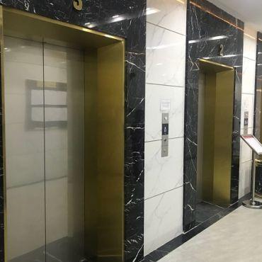 Ốp inox thang máy - Sự lựa chọn hoàn hảo, tạo điểm nhấn sang trọng cho các công trình