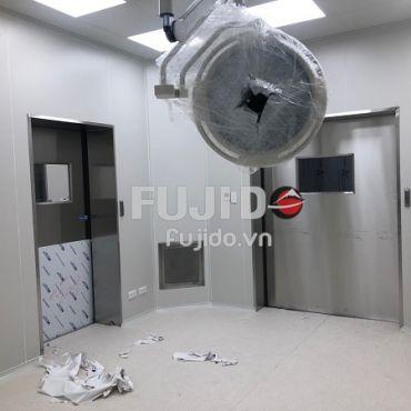 Sản xuất cửa chì bệnh viện