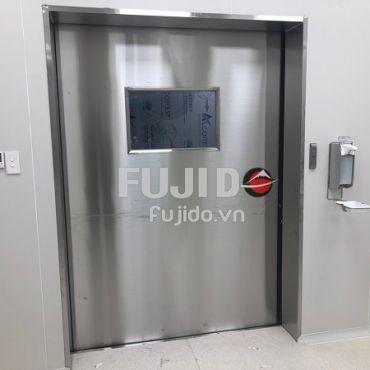 Đơn vị sản xuất lắp đặt cửa chì bệnh viện uy tín, chất lượng