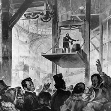 Khám phá lịch sử phát triển thang máy