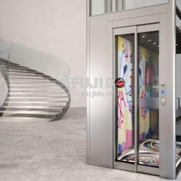 Thang máy gia đình cho căn nhà của bạn thêm tiện nghi, hiện đại