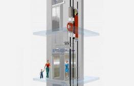 Thang máy không phòng máy hay có phòng máy phù hợp với gia đình?